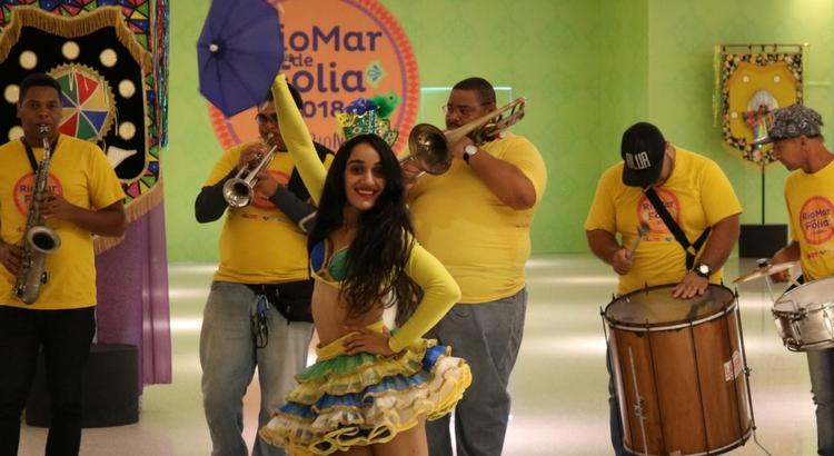 RioMar Recife tem programação para todas as idades no fim de semana