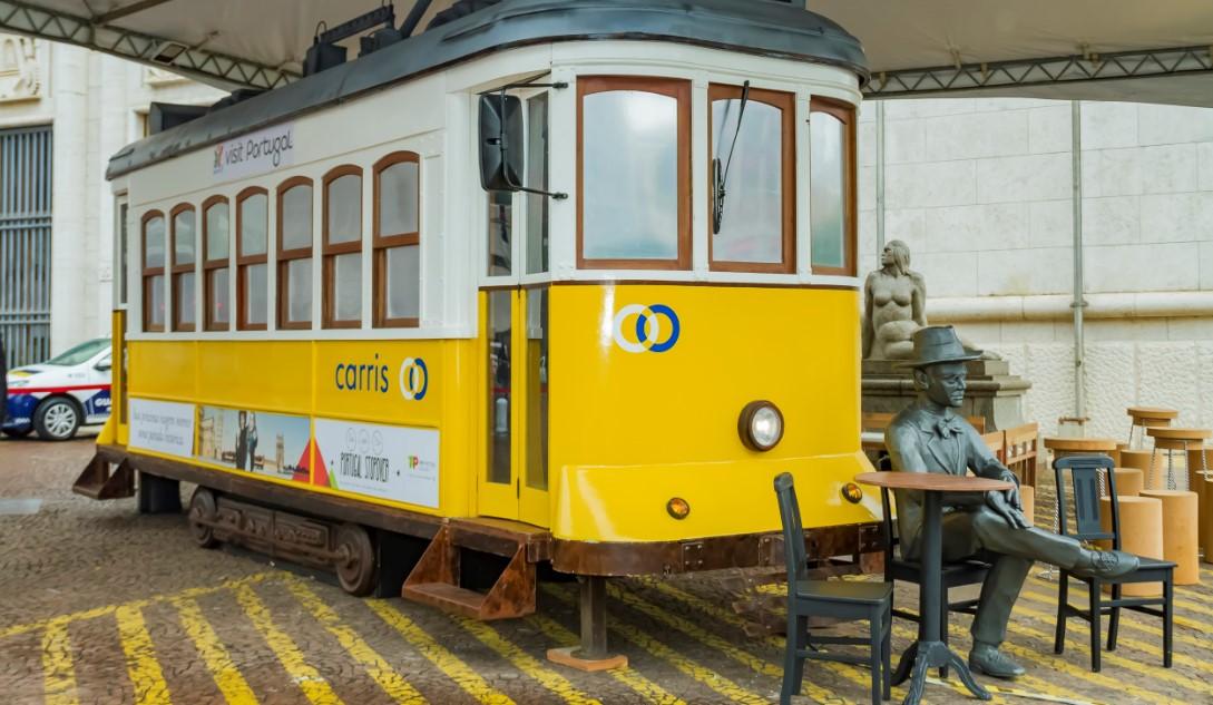 """Venha """"viajar"""" por Lisboa pelo Bondinho de Portugal"""