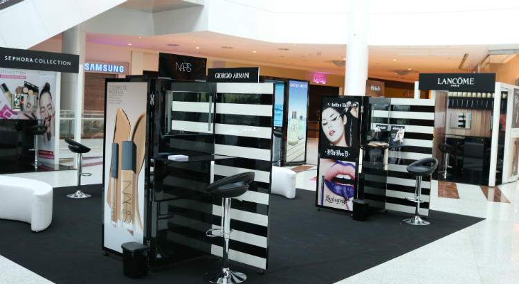Sephora The Sound of Beauty desembarca no RioMar Recife