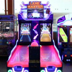 Lane Master é nova atração no Game Station