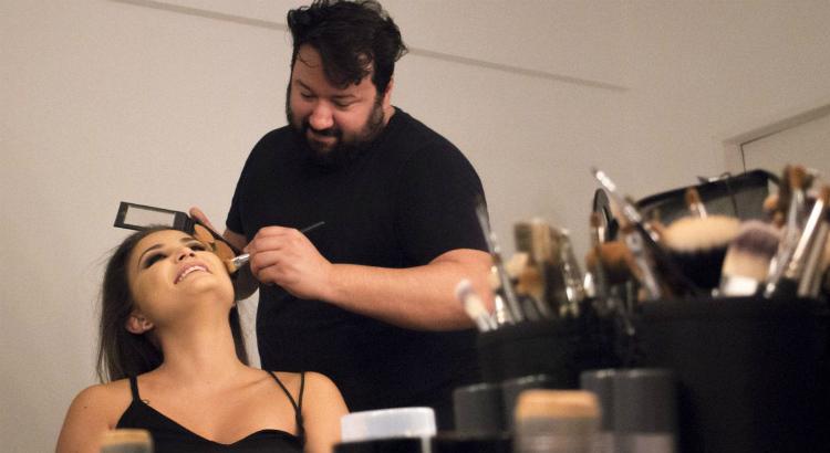 Beauty artist faz ação exclusiva na Sephora