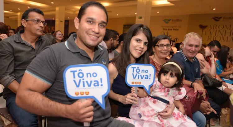 Dia dos Pais com Bráulio Bessa no RioMar