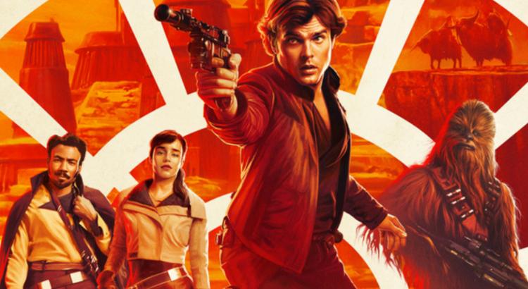 """Cinemark tem """"Han Solo: Uma História Star Wars"""" entre as estreias"""