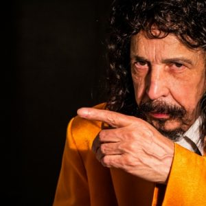 Benito Di Paula se apresenta no Teatro RioMar