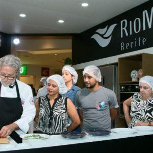 Muita inspiração na segunda edição do RioMar à Moda do Chef