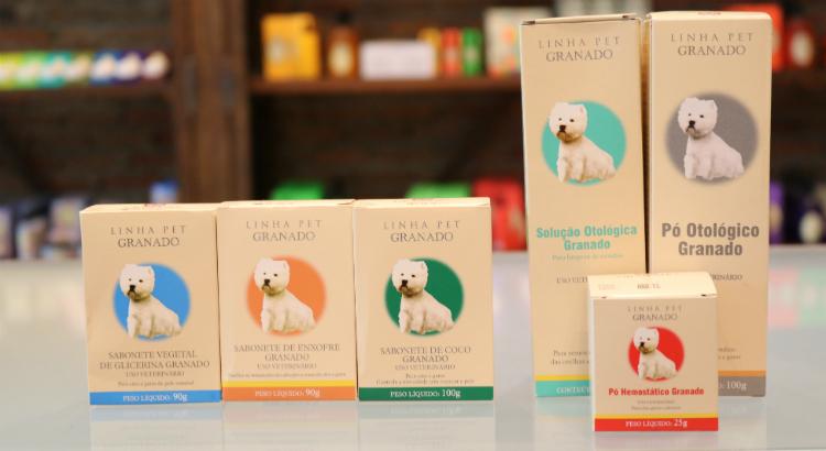 Granado investe em produtos exclusivos para pets