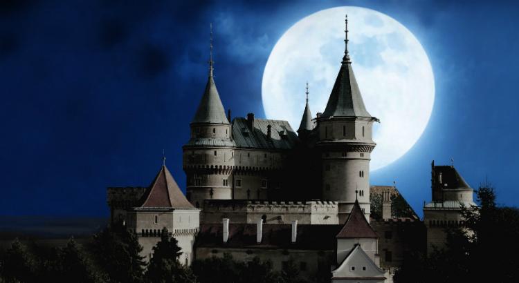 Muita magia e diversão no Castelo dos Magos