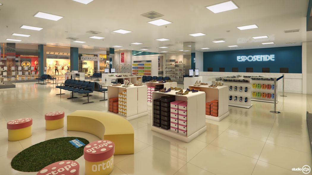 Esposende reinaugura loja no RioMar