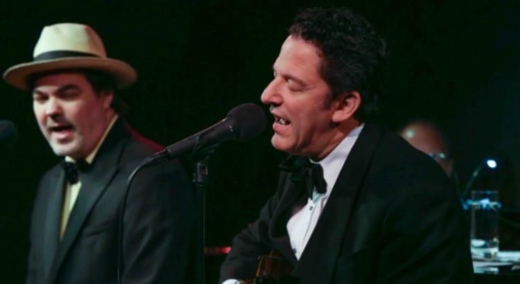 John Pizzarelli canta Sinatra e Jobim
