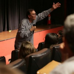 Conversa com Romoaldo de Souza marca 1º dia do Circuito do Café RioMar