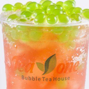 Chás com bolhas da Tea One Bubble Tea conquista fãs