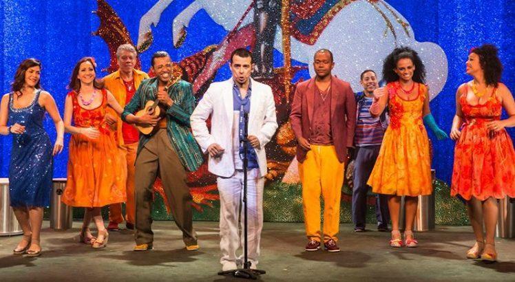 Musical sobre Zeca Pagodinho no Teatro RioMar