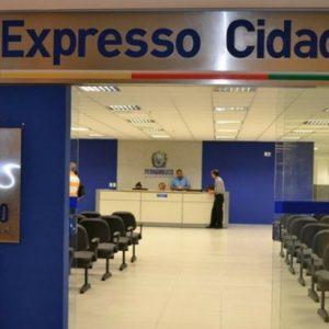 Expresso Cidadão fechado neste sábado