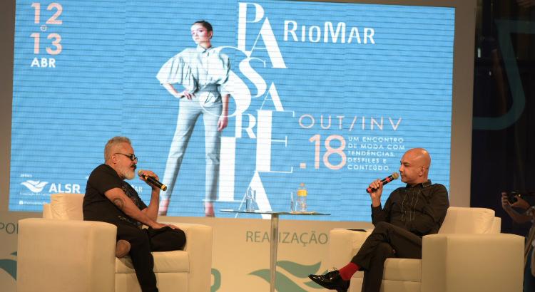 Ronaldo Fraga e desfiles fecham último dia do Passarela RioMar