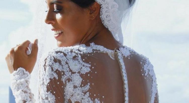 As tendências para vestidos de noiva