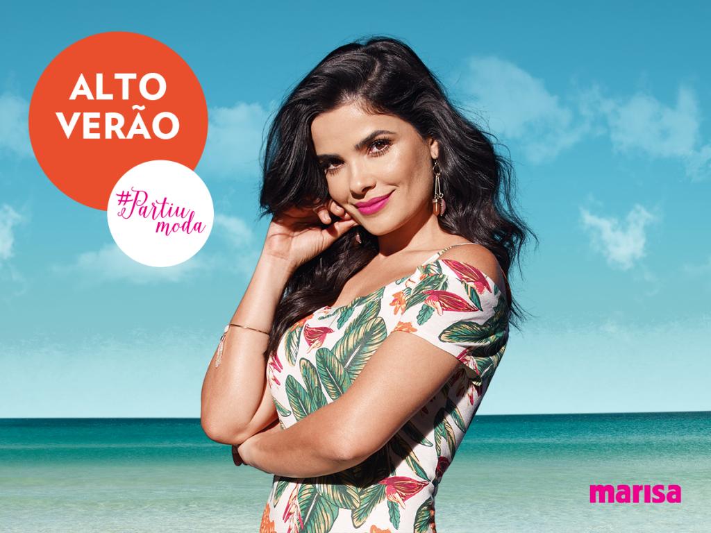 Marisa lança coleção Alto Verão