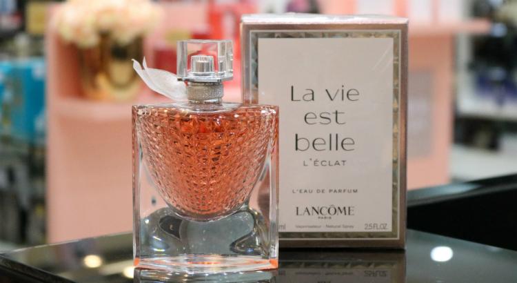 Nova linha do perfume La Vie Est Belle