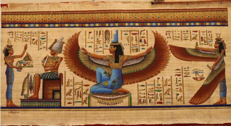 Aproveite o Museu Egípcio para decorar a casa