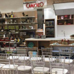 Camicado anuncia últimas oficinas gastronômicas do mês
