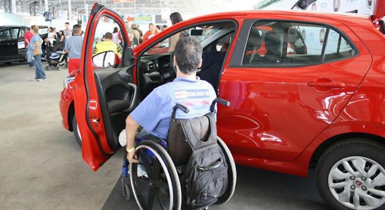Feira Mobility & Show oferece serviços automotivos para pessoas com deficiência