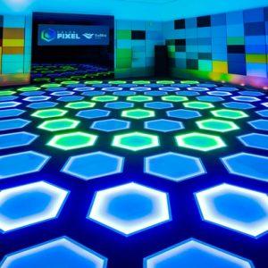 Color Pixel: game imersivo é a nova sensação no RioMar