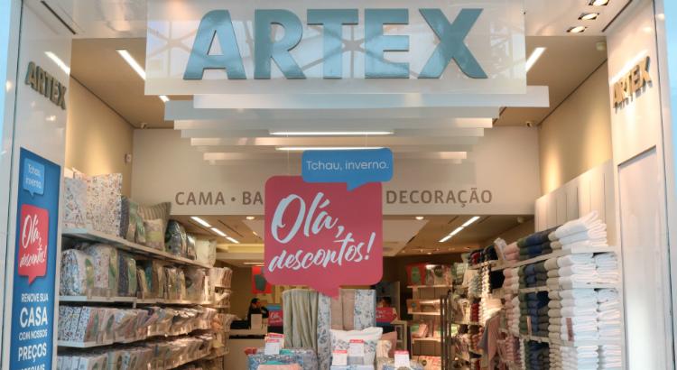 Toda coleção de inverno com promoção na Artex