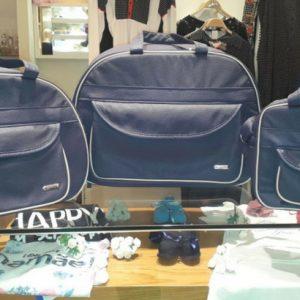Emma Fiorezi apresenta kit mala para facilitar a vida das mamães