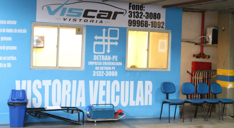 Serviço de vistoria veicular disponível no RioMar
