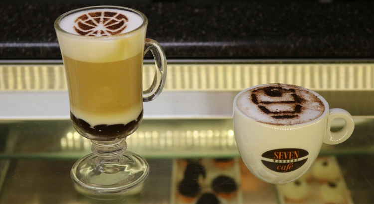 Seven Wonders Café traz personagens da Marvel