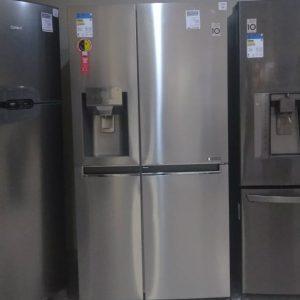 Refrigerador com wi-fi nas Casas Bahia