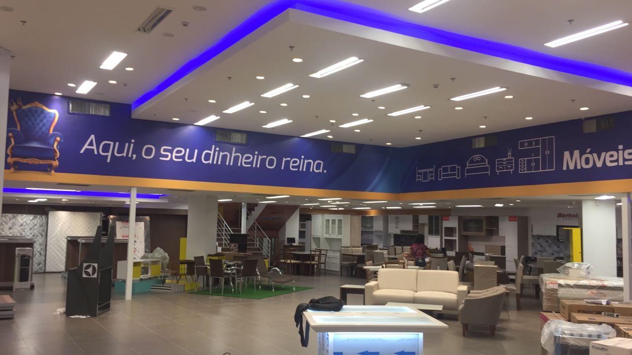 Império Móveis e Eletro inaugura loja no RioMar