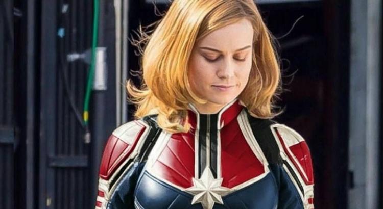 'Capitã Marvel', sobre a heroína Carol Danvers, ganha primeiro trailer