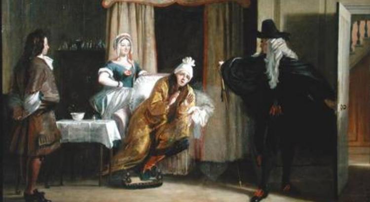 Novas sessões da peça O Doente Imaginário no Teatro Eva Herz