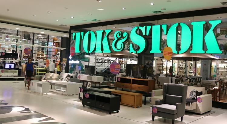 Tok&Stok com oferta especial para móveis