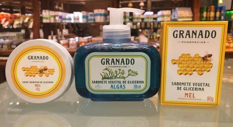 Oferta Granado para a linha Glicerina