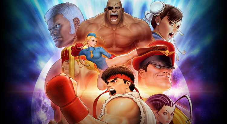 "Capcom lança ""Street Fighter 30th Anniversary Collection"""