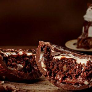 Choco Brownie é a delícia de Páscoa do Outback
