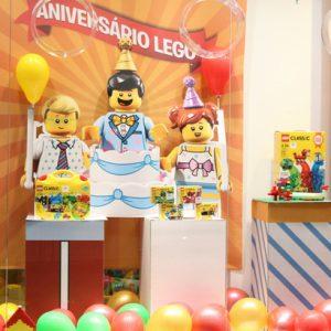 Aniversário Lego com descontos de até 30%