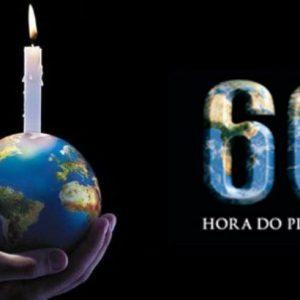 Hora do Planeta acontece a partir das 20h30 deste sábado