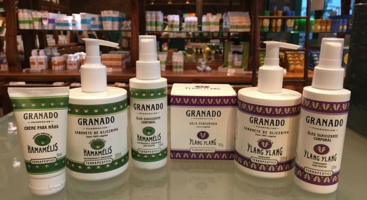 Loja Granado lança promoção para produtos de base vegetal