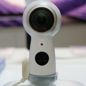 Samsung Gear 360 tem resolução 4k e cria conteúdos personalizados