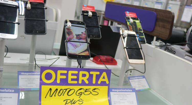 Eletroeletrônicos com várias ofertas no Saldão de Ano Novo RioMar