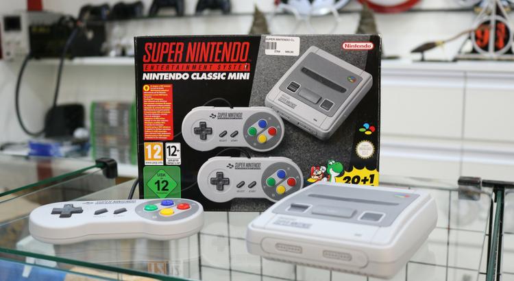 De Atari a Super Nintendo: consoles retrô conquistam os gamers
