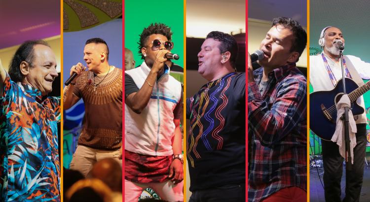 Carnaval começa cedo com shows no RioMar de Folia