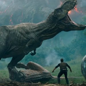 Jurassic World: Reino Ameaçado estreia no Cinemark