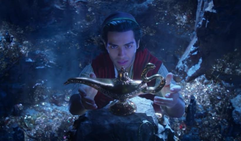 """Próximo Cinematerna exibe """"Aladdin"""""""