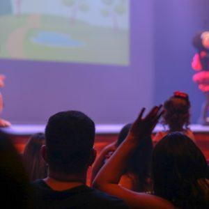 Mês das crianças cheio de atrações infantis no RioMar