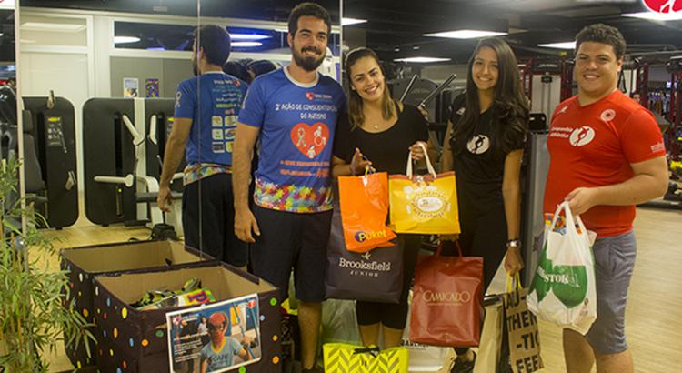 Festival de Futsal da Cia Athletica arrecada brinquedo para ONG