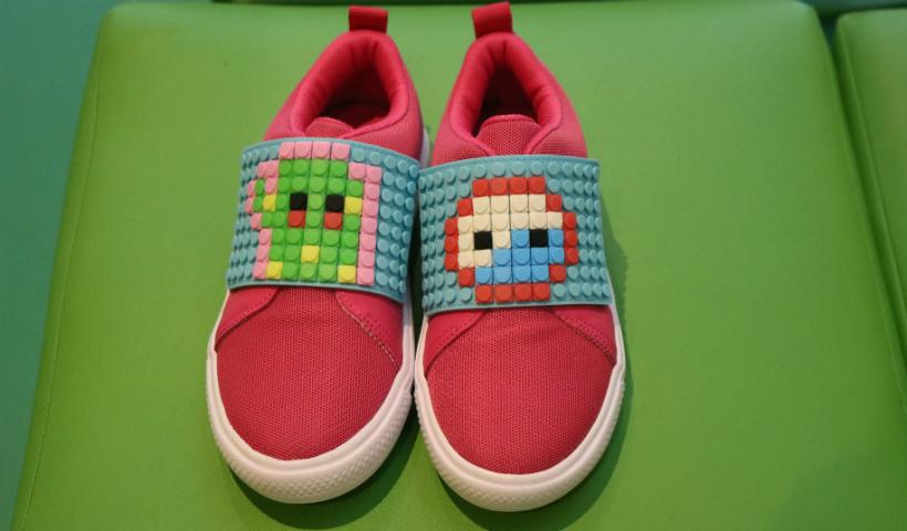 Fofura, conforto e promoção nos calçados infantis
