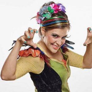 Hoje tem show com Carol Levy no Teatro RioMar